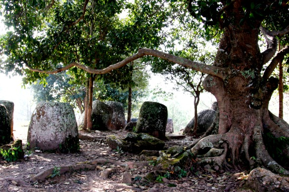Plain of Jars in Laos