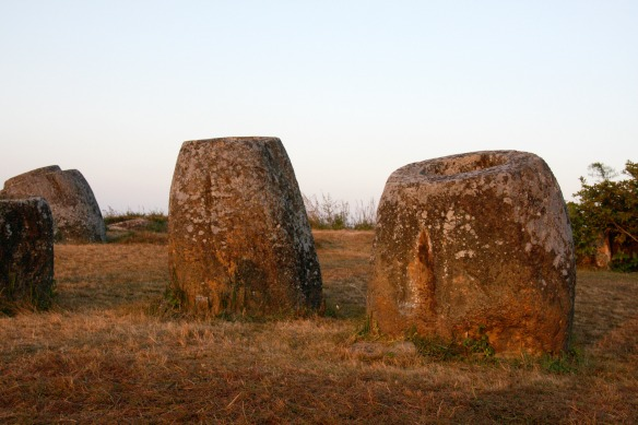 6 Sunset at the Plain of Jars