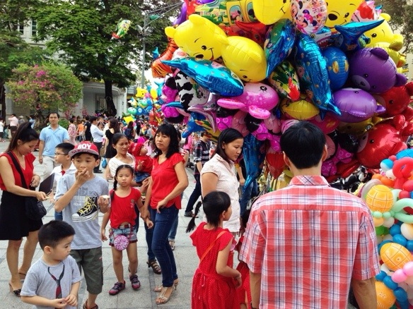 Tet-Fest in Saigon