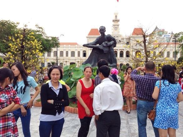 Tet-Fest in Vietnam