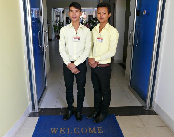 Don Bosco Hotel School - Empfangsmitarbeiter