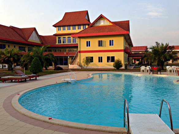 Don Bosco Hotel School in Sihanoukville