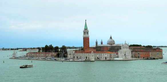 Blick auf Venedig