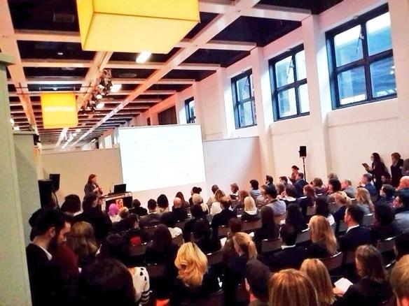 ITB - Vortrag zu Blogger Relations