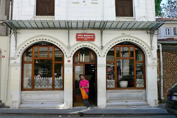 Istanbul - Vefa Bozacisi