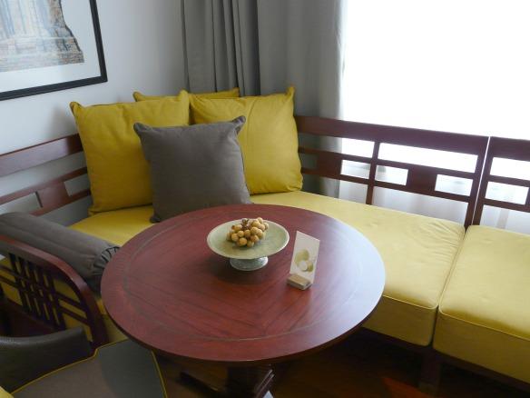Park Hyatt Siem Reap - Sitzecke