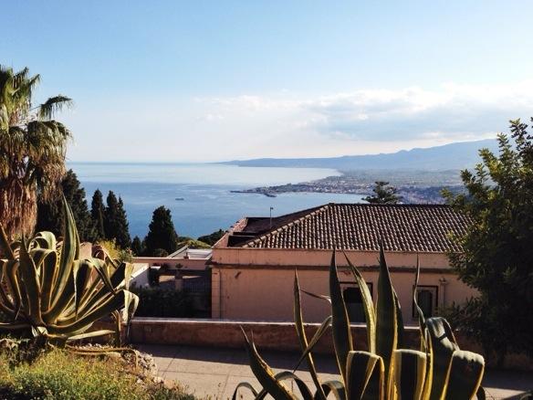 Taormina auf Sizilien