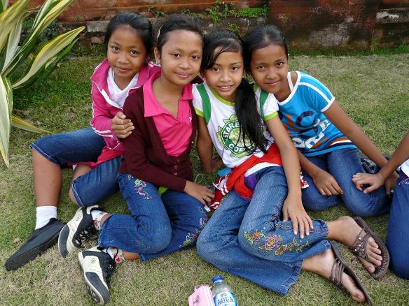Bali - Kinder