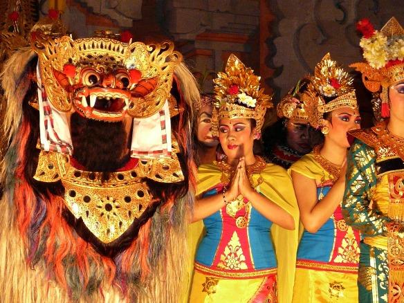 Bali - Tanz in Ubud