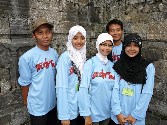 Bali - nette Menschen