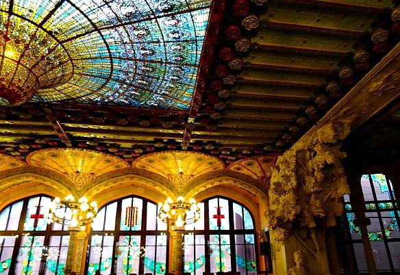 Barcelona Palau De Musica