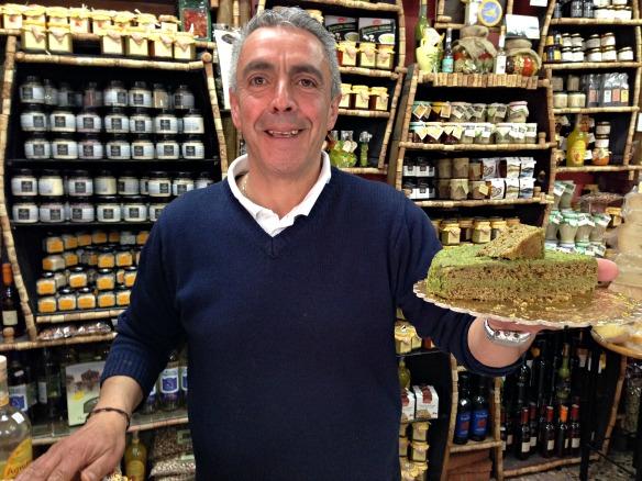Cannoli oder Pistazientorte?