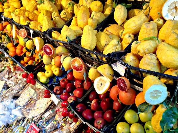 Sizilien - Zitronen, Orangen und Cannoli