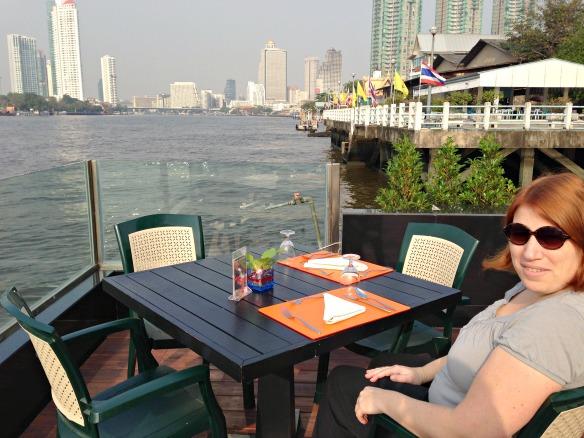 Hotel Ramada Plaza Menam Riverside Bangkok - Reiseblogger Anja Beckmann
