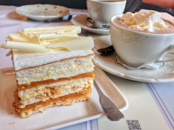 Layer Cake in Kopenhagen