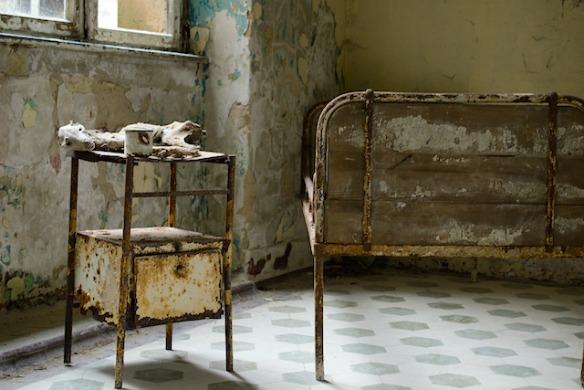 Lost Places - Fotodokumentation