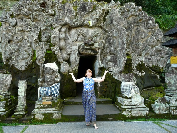 Reiseblogger Anja Beckmann auf Bali