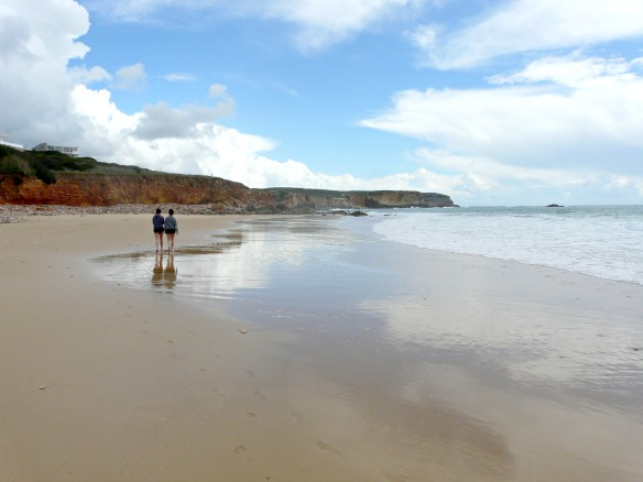 Yoga Urlaub - am Strand
