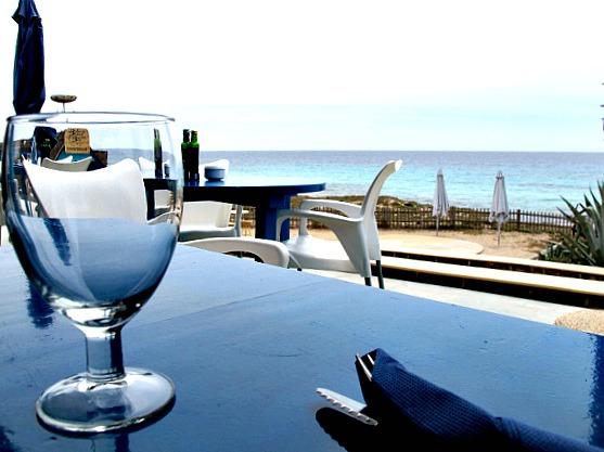 Formentera - Blue Bar