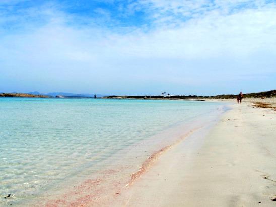 Strand von Formentera
