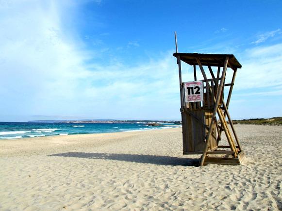 Formentera - Strand Llevante