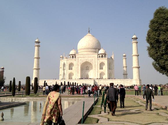 Visum Indien - Taj Mahal