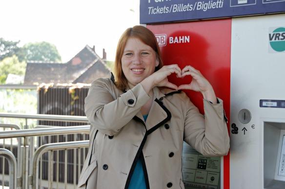 Bahn Ehrlich NRW Reiseblogger Anja Beckmann