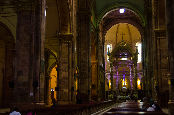 Kirche in Ecuador