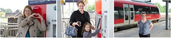ehrlich NRW Kampagne DB Regio NRW - Reiseblogger Anja Beckmann