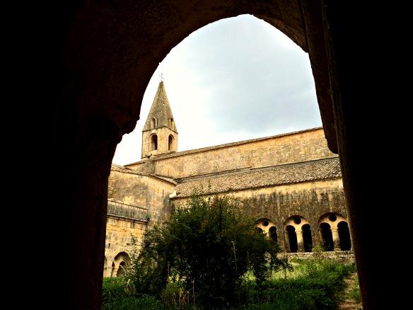 Abbaye du Thoronet in der Provence