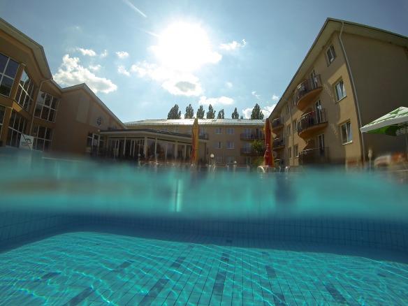 Hotel in Ungarn