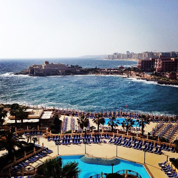 Malta - St. Julians - Corinthia Hotel