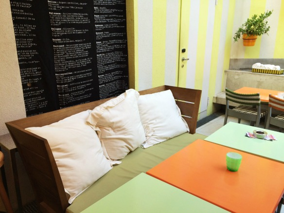 Marseille - Hotel Mama Shelter