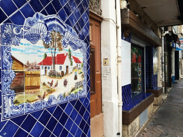 Marseille Mosaik