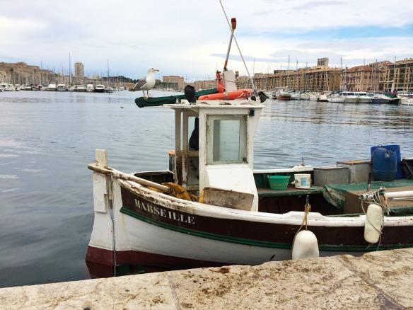 Marseille - am Alten Hafen