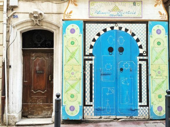Marseille - in der Altstadt Le Panier