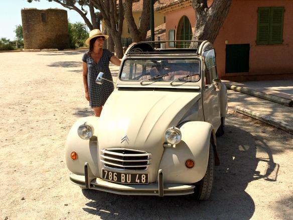 Mit der Ente durch Provence und Cote d'Azur