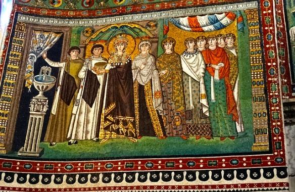 R_4a_Ravenna in Italien - SanVitale_Teodora