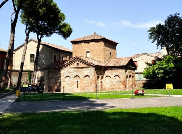 R_5_Ravenna in Italien - Galla Placidia