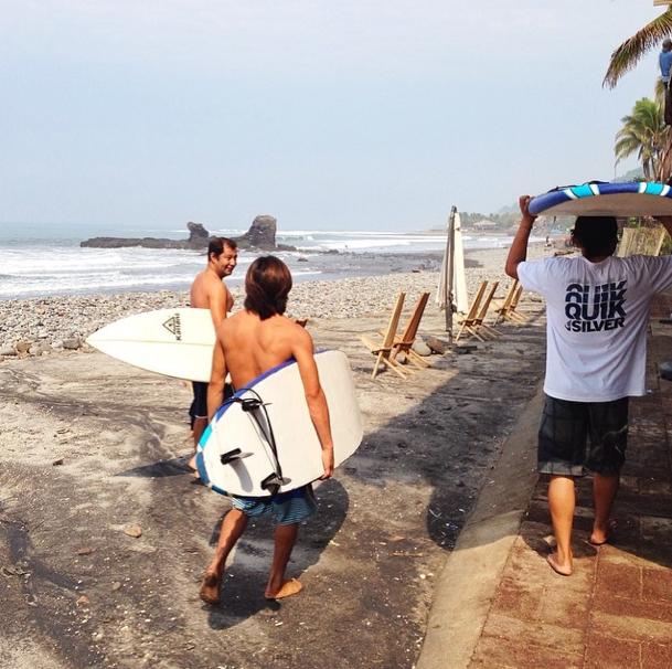 Reiseblog Travel on Toast - Surfen