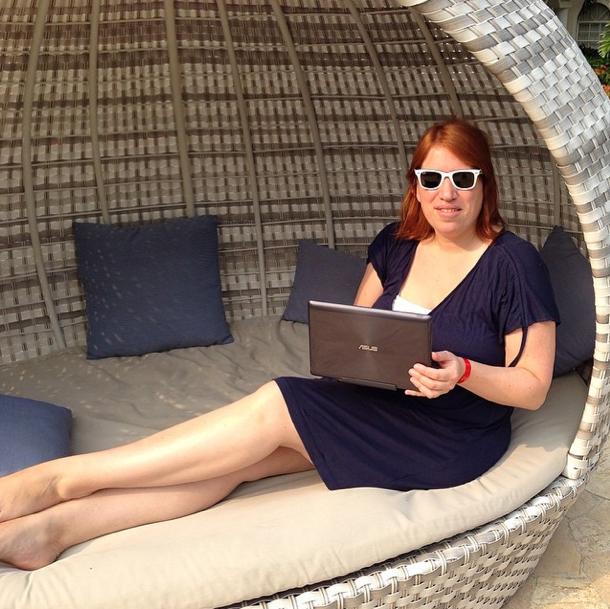 Reiseblogger Anja Beckmann in Honduras