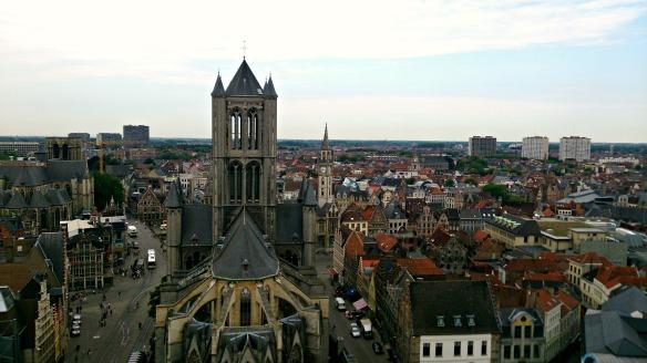 Besuch von Gent und Brügge