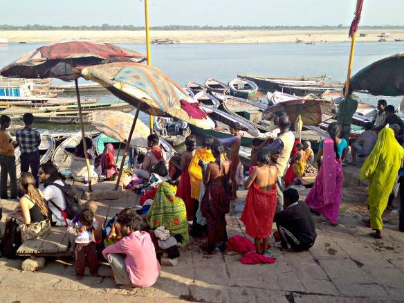 Nordindien - Ganges Varanasi