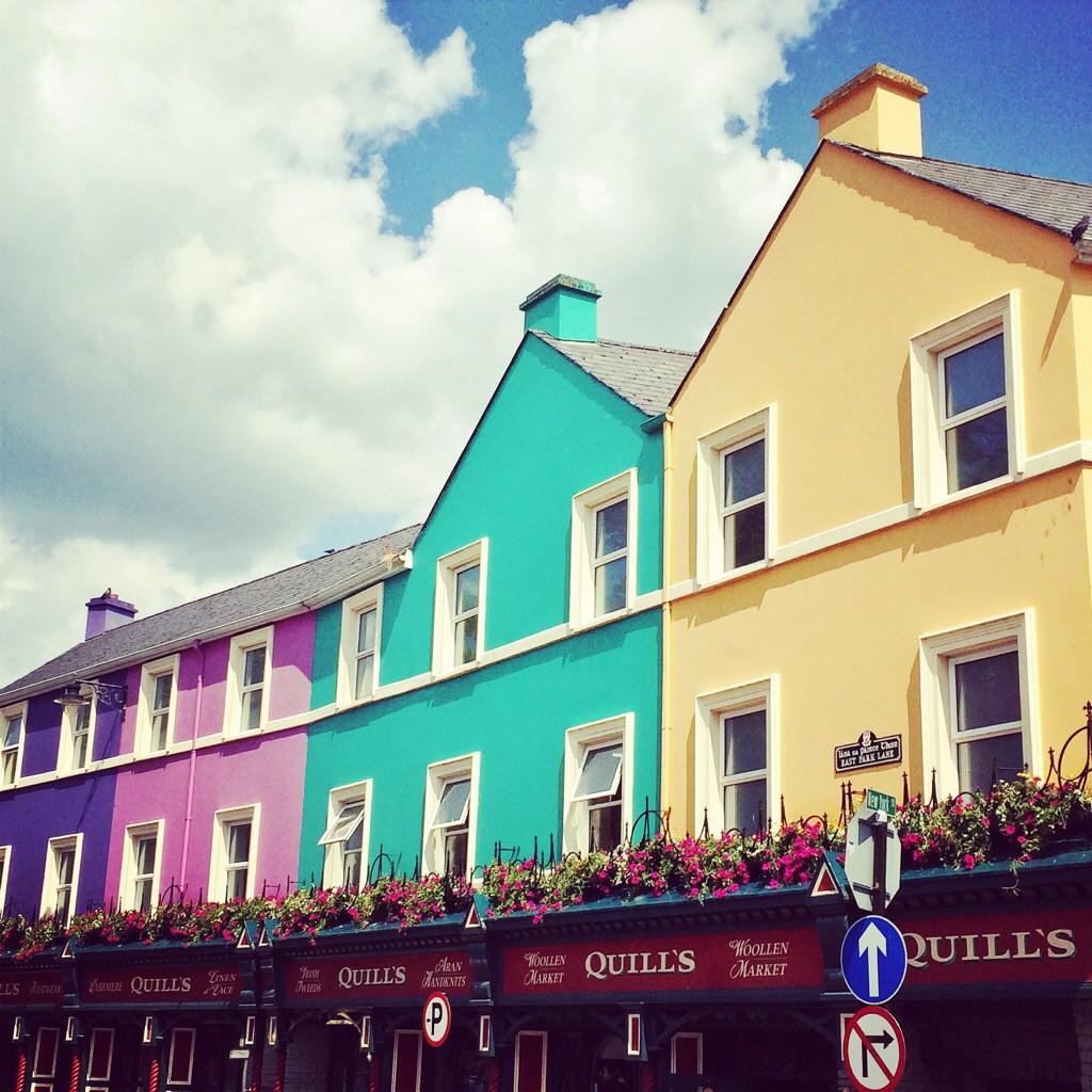 postkarten aus irland reiseblog travel on toast. Black Bedroom Furniture Sets. Home Design Ideas