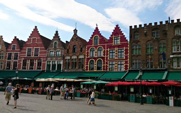 Brügge in Belgien