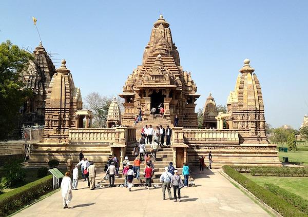 Indien - Tempel Khajuraho