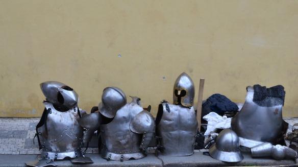Foto 14 - Ritterrüstungen in Prag