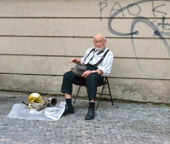Foto 3 - In Prag liegt Musik in der Luft.