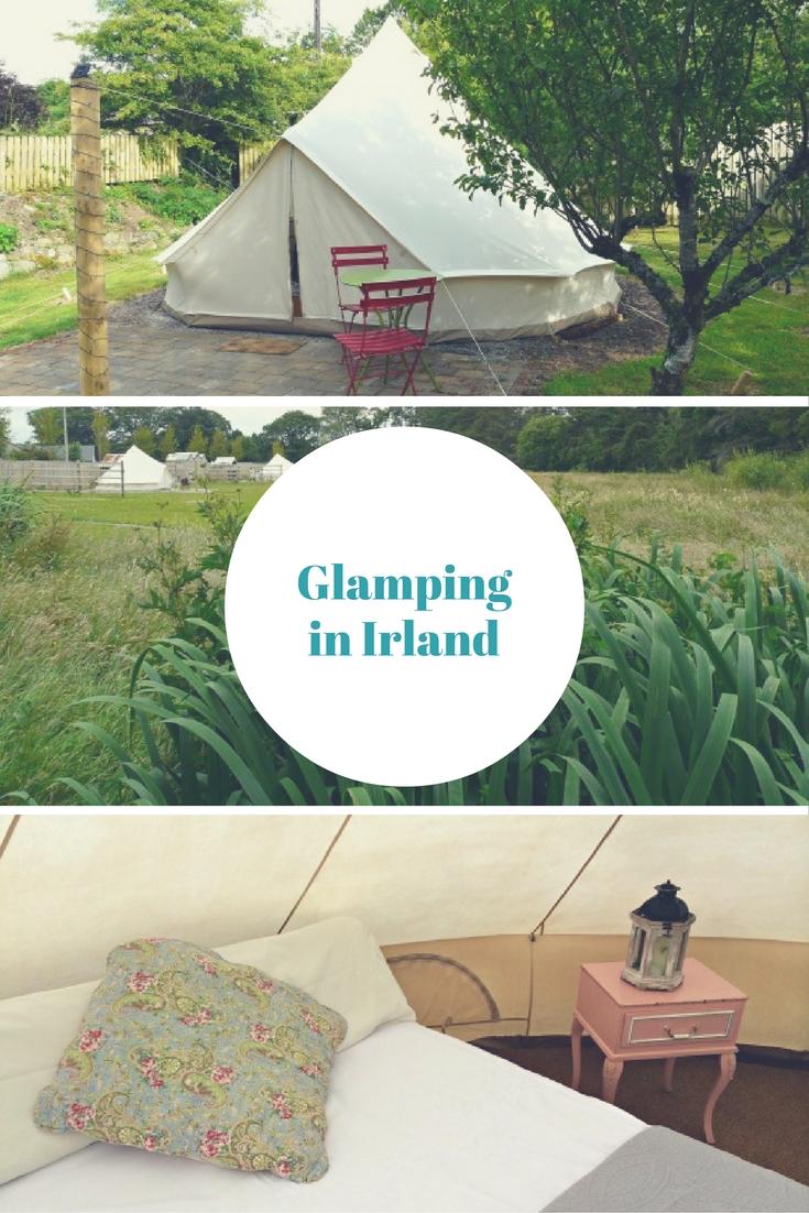 Glamping: Camping mit Glamourfaktor in Irland