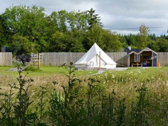 Glamping in Killarney
